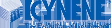 About us ICYNENE(アイシネン)は、高気密高断熱の次世代断熱材。